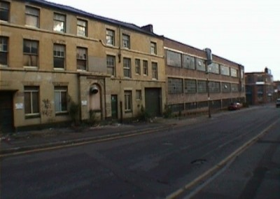 Exchange Works Arundel Street pre demolition