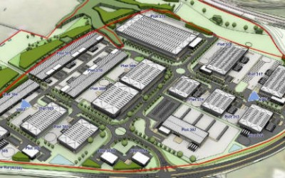 Additional £100m for Enterprise Zone construction