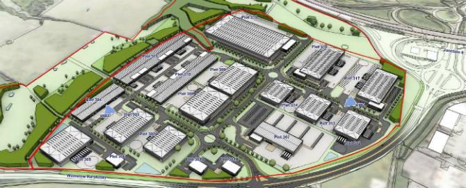 Additional £100m for Enterprise Zone construction